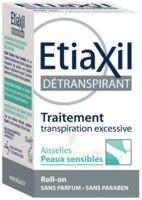 Etiaxil Aisselles Détranspirant peau sensibles Roll-on/15ml à STRASBOURG