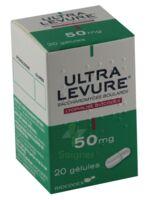 ULTRA-LEVURE 50 mg Gél Fl/20 à STRASBOURG