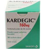 KARDEGIC 160 mg, poudre pour solution buvable en sachet à STRASBOURG