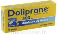 DOLIPRANE 500 mg Gélules B/16 à STRASBOURG