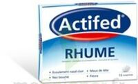 ACTIFED RHUME, comprimé à STRASBOURG