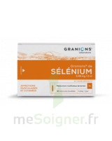 GRANIONS DE SELENIUM 0,96 mg/2 ml S buv 30Amp/2ml à STRASBOURG