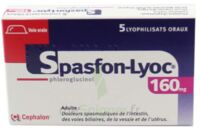 SPASFON LYOC 160 mg, lyophilisat oral à STRASBOURG