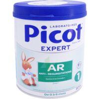 Picot AR 1 Lait poudre B/400g à STRASBOURG