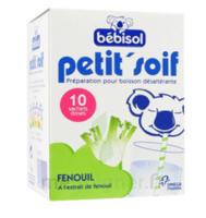 Bébisol Petit'Soif Fenouil x10 à STRASBOURG