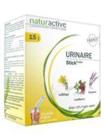 NATURACTIVE FLUIDE STICK URINAIRE, bt 15 à STRASBOURG