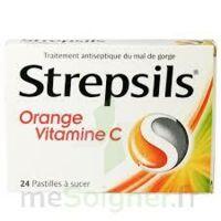STREPSILS ORANGE VITAMINE C, pastille à STRASBOURG