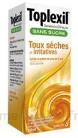 TOPLEXIL 0,33 mg/ml sans sucre solution buvable 150ml à STRASBOURG