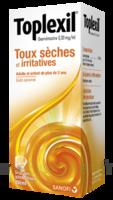 TOPLEXIL 0,33 mg/ml, sirop 150ml à STRASBOURG