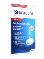 STERADENT TRIPLE ACTION, tube 30, bt 3 à STRASBOURG
