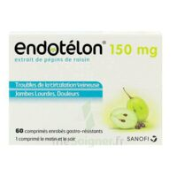 ENDOTELON 150 mg, comprimé enrobé gastro-résistant à STRASBOURG