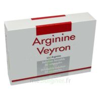 ARGININE VEYRON, solution buvable en ampoule à STRASBOURG