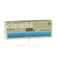 CLARADOL 500 mg, comprimé sécable à STRASBOURG
