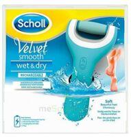 Scholl Velvet Smooth Wet&Dry Râpe électrique rechargeable à STRASBOURG