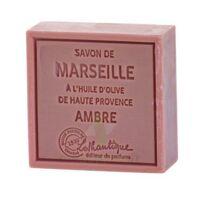 Savon De Marseille Ambre - Pain De 100g à STRASBOURG