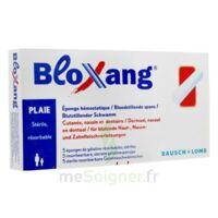 BLOXANG Eponge de gélatine stérile hémostatique B/5 à STRASBOURG