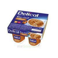 DELICAL RIZ AU LAIT Nutriment caramel pointe de sel 4Pots/200g à STRASBOURG