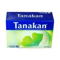 TANAKAN 40 mg, comprimé enrobé PVC/alu/90 à STRASBOURG