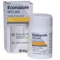 ECONAZOLE MYLAN 1 % Pdr appl cut Fl/30g à STRASBOURG