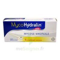 MYCOHYDRALIN 500 mg, comprimé vaginal à STRASBOURG