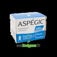 ASPEGIC 500 mg, poudre pour solution buvable en sachet-dose 20 à STRASBOURG