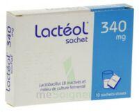 LACTEOL 340 mg, poudre pour suspension buvable en sachet-dose à STRASBOURG