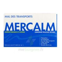 MERCALM, comprimé pelliculé sécable à STRASBOURG