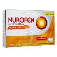 NUROFEN 200 mg, comprimé orodispersible à STRASBOURG
