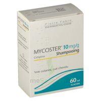 MYCOSTER 10 mg/g, shampooing à STRASBOURG