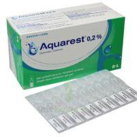 AQUAREST 0,2 %, gel opthalmique en récipient unidose à STRASBOURG