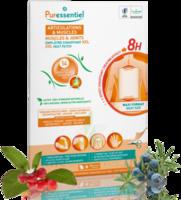 Puressentiel Articulations et Muscles Emplâtre chauffant 14 huiles essentielles XXL à STRASBOURG
