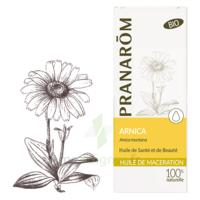 PRANAROM Huile de macération bio Arnica 50ml à STRASBOURG