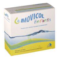 MOVICOL ENFANTS, poudre pour solution buvable en sachet-dose à STRASBOURG