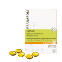 PRANAROM OLEOCAPS 2 Caps confort gastro-intestinal à STRASBOURG