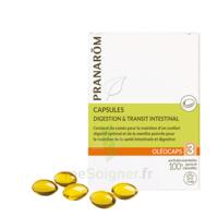PRANAROM OLEOCAPS 3 Caps digestion & transit intestinal à STRASBOURG