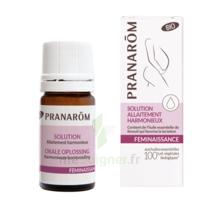 PRANAROM FEMINAISSANCE Huile de massage accouchement harmonieux à STRASBOURG