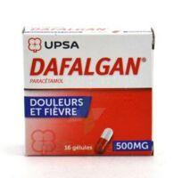 DAFALGAN 500 mg Gélules 2plq/8 (16) à STRASBOURG