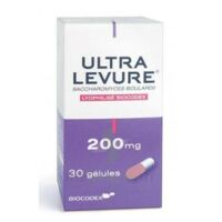 ULTRA-LEVURE 200 mg Gélules Fl/30 à STRASBOURG