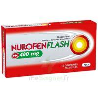 NUROFENFLASH 400 mg Comprimés pelliculés Plq/12 à STRASBOURG