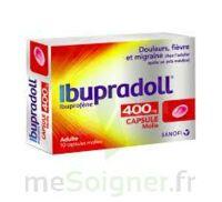 IBUPRADOLL 400 mg Caps molle Plq/10 à STRASBOURG