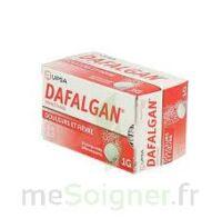 DAFALGAN 1000 mg Comprimés effervescents B/8 à STRASBOURG
