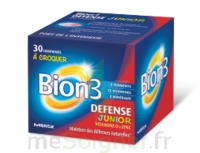 Bion 3 Défense Junior Comprimés à croquer framboise B/30 à STRASBOURG