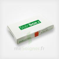 Stéribox Kit prévention et hygiène pour les toxicomanes avec seringues 100UI/ml à STRASBOURG