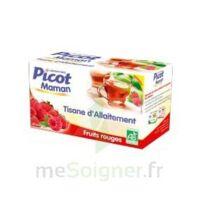 Picot Maman Tisane d'allaitement Fruits rouges 20 Sachets à STRASBOURG