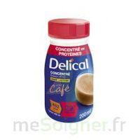 DELICAL BOISSON HP HC CONCENTREE Nutriment café 4Bouteilles/200ml à STRASBOURG