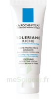 Toleriane Crème riche peau intolérante sèche 40ml à STRASBOURG