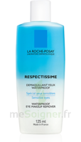 Respectissime Lotion waterproof démaquillant yeux 125ml à STRASBOURG