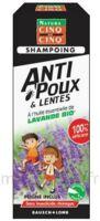 Cinq sur Cinq Natura Shampooing anti-poux lentes lavande 100ml à STRASBOURG