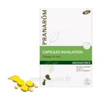 Aromaforce Caps inhalation bio B/15 + Inhalateur à STRASBOURG