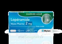 LOPERAMIDE MYLAN PHARMA 2MG, gélules à STRASBOURG